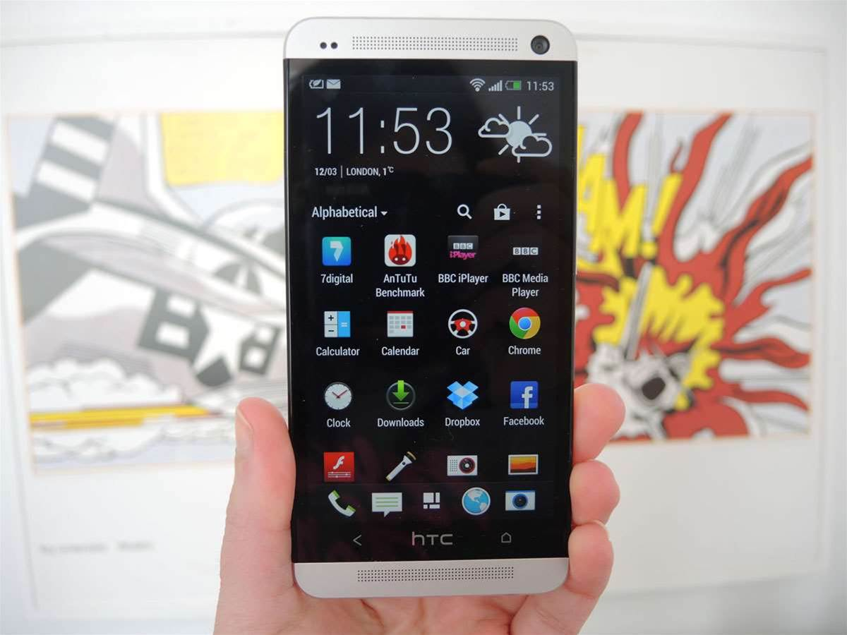 HTC One with stock Android coming
