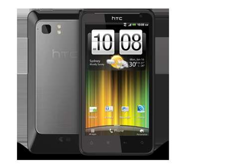Review: HTC Velocity on Telstra 4G