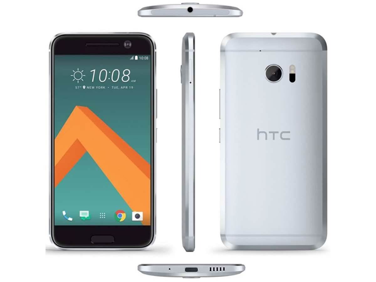 Renders and prototype photos show off the HTC 10 from all angles