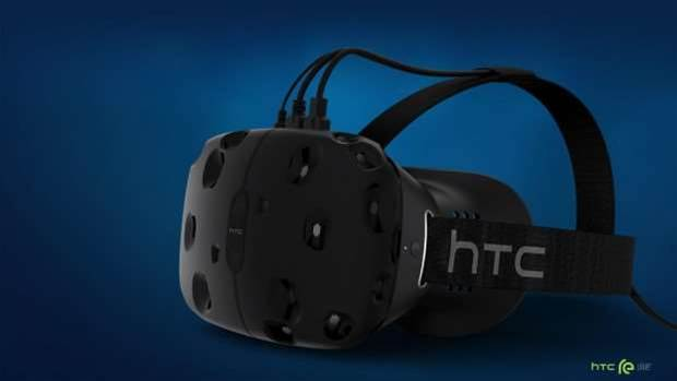 Valve and HTC's Vive VR headset coming next April