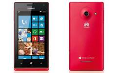 CES 2013: Huawei enters Windows Phone market with Ascend W1