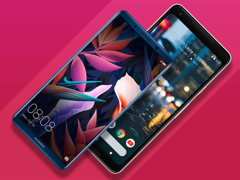 Head2Head: Huawei Mate 10 Pro vs Google Pixel 2 XL