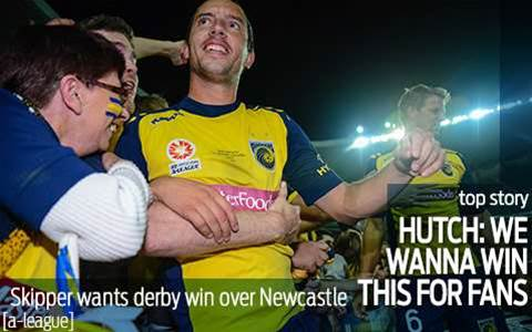 Hutch: We wanna win this for the fans