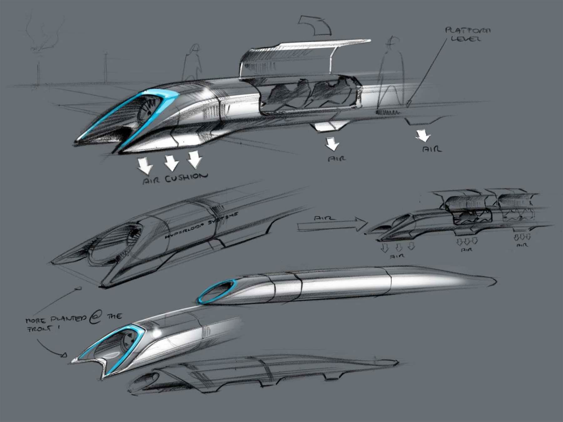 New 5-Mile-Around Hyperloop Test Track Will Cost $100 Million