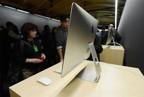 You can order the new, thinner 27in iMac from tomorrow