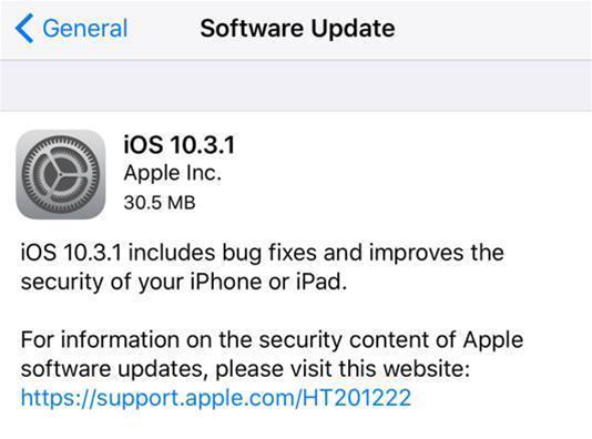 Apple rushes out iOS patch for wi-fi vulnerability