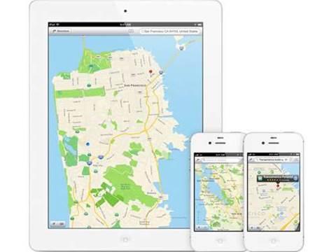 Apple retail staff to help fix Maps errors: report
