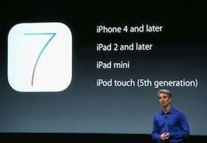 Networks hammered by Apple iOS7 release