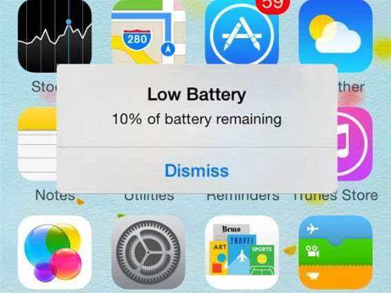 18 ways save your iPhone's battery