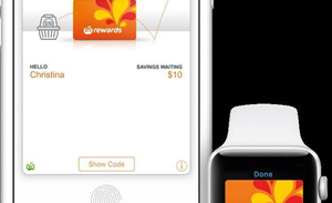 Woolworths digitises loyalty card for iPhone users