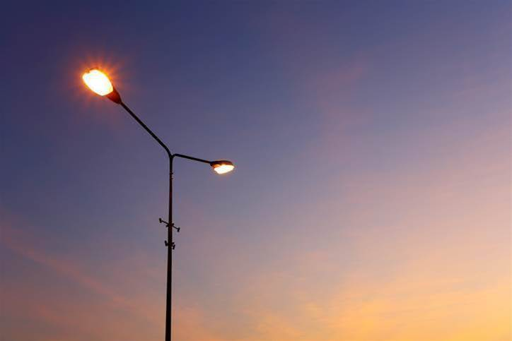 Turning street lights into a smart city network