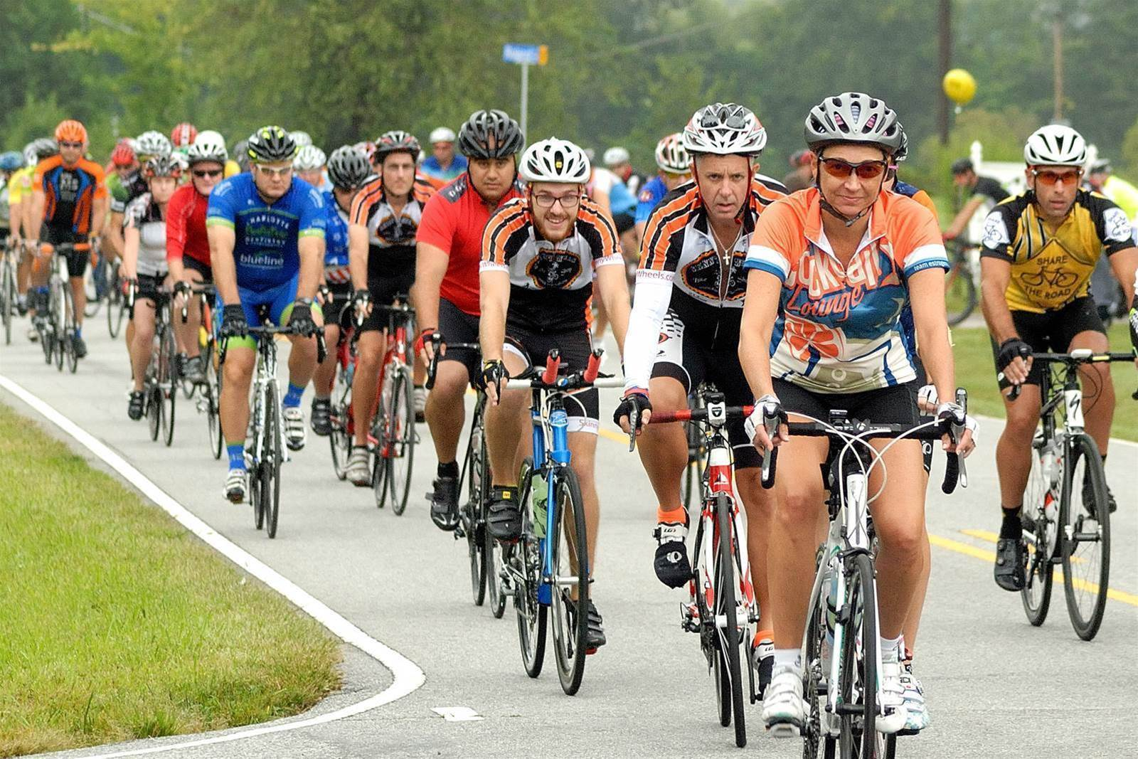 How to make your first long charity ride awesome