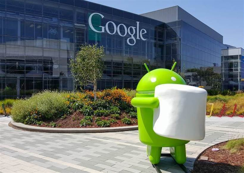 Google launches Android Things and updates Weave