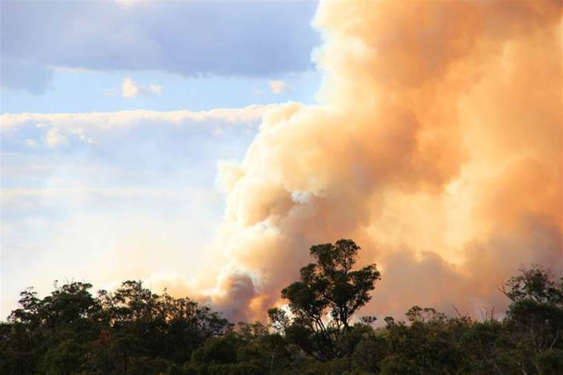 Using IoT to protect homes from bushfires