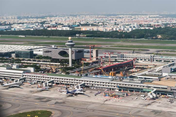 Smart lighting to illuminate Changi Airport