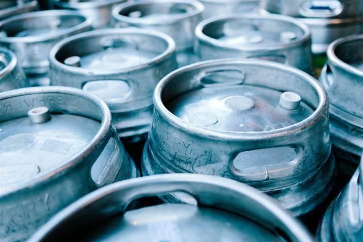 Using IoT to create smart beer kegs