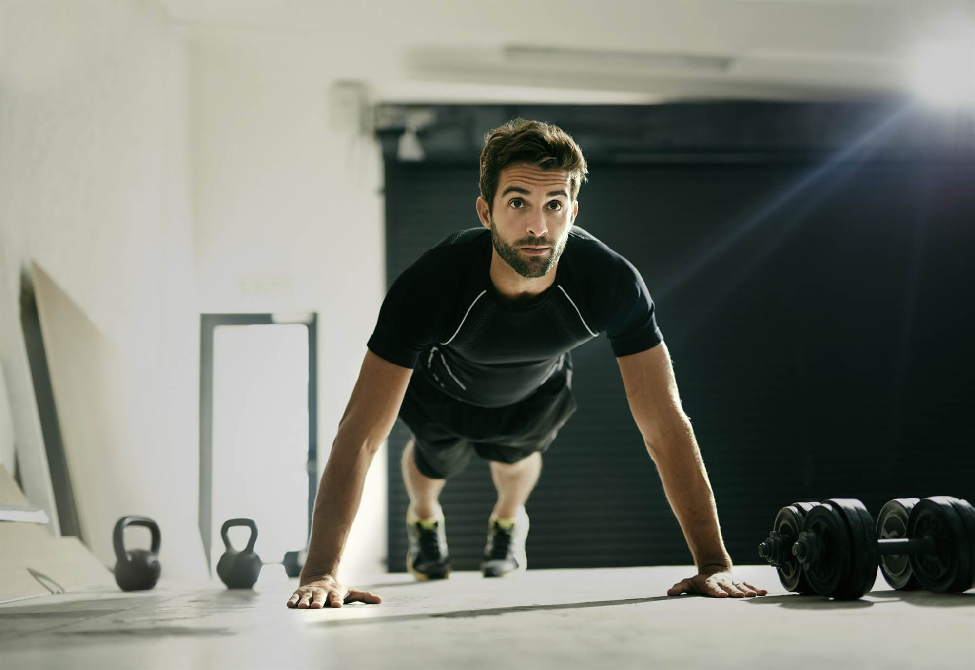Your year-round strength training routine