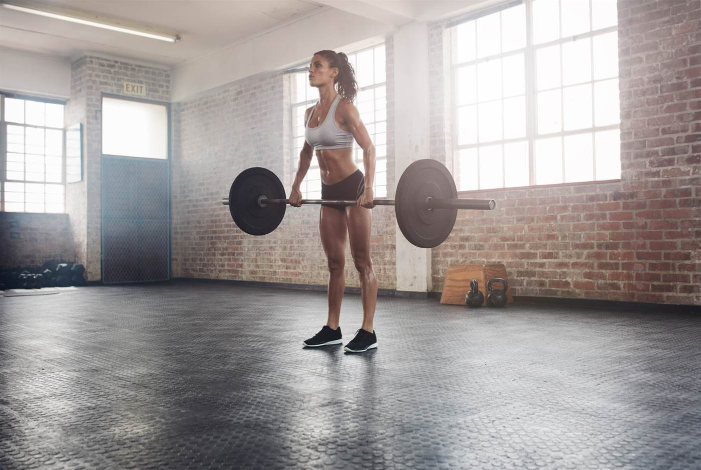 Deadlifts: the one-move workout wonder