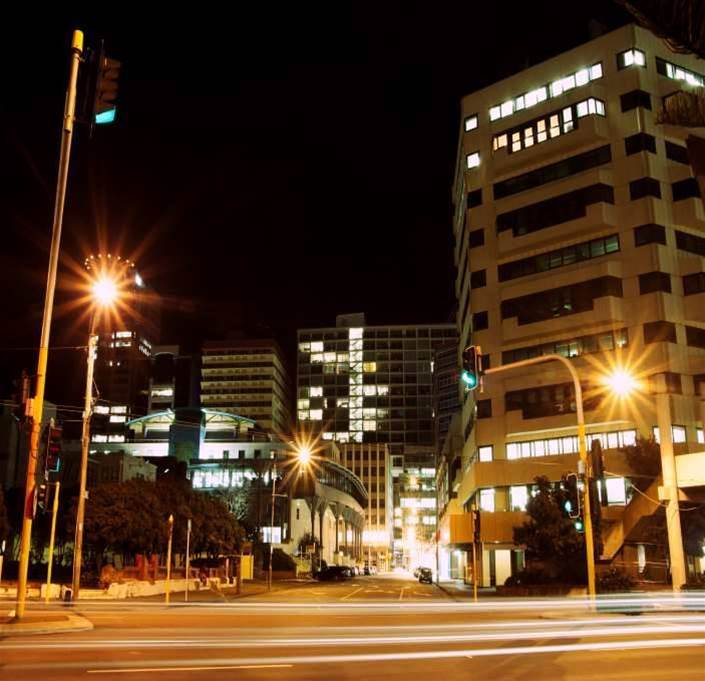 Wellington uses IoT to keep citizens safe