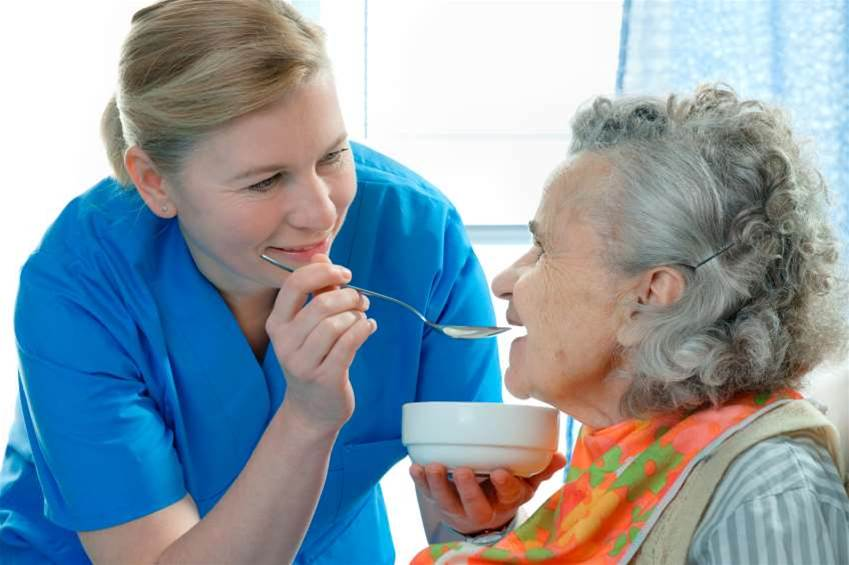 Aged care receives helping hand from IoT