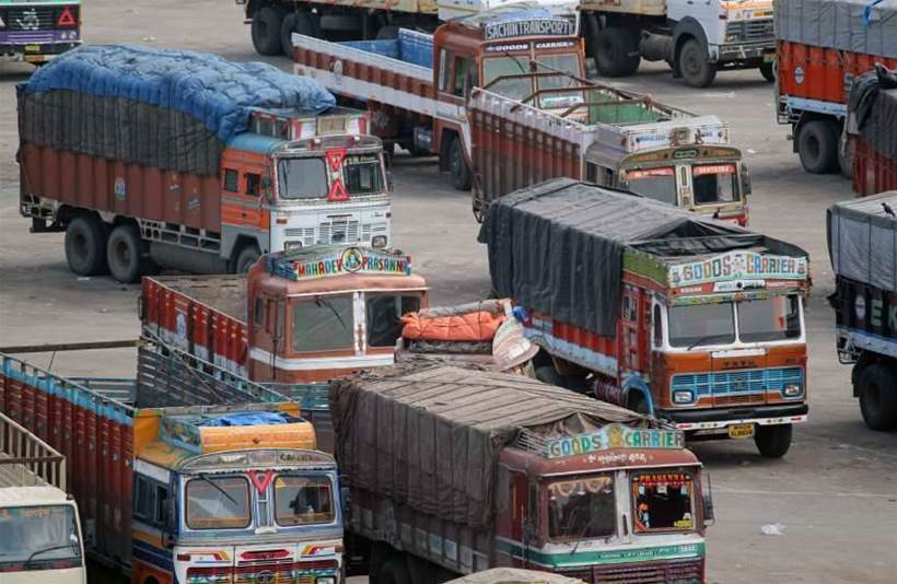 IoT clears road for India's supply chain industry