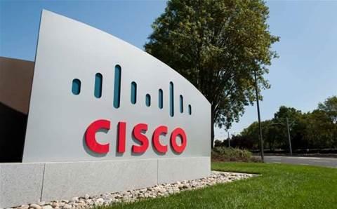 Cisco beats analysts' estimates, hits record sales