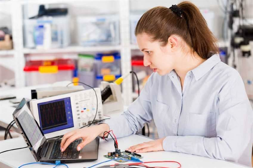 Inspiring more women into IoT careers