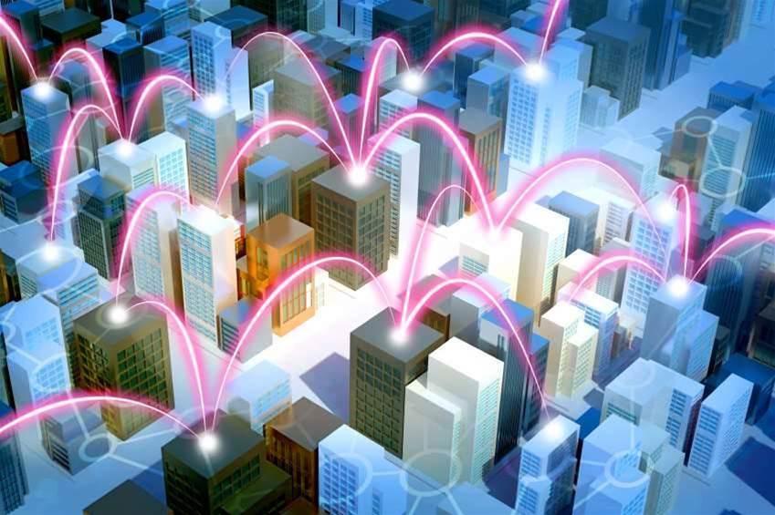 Alcatel-Lucent unveils city IoT blueprint
