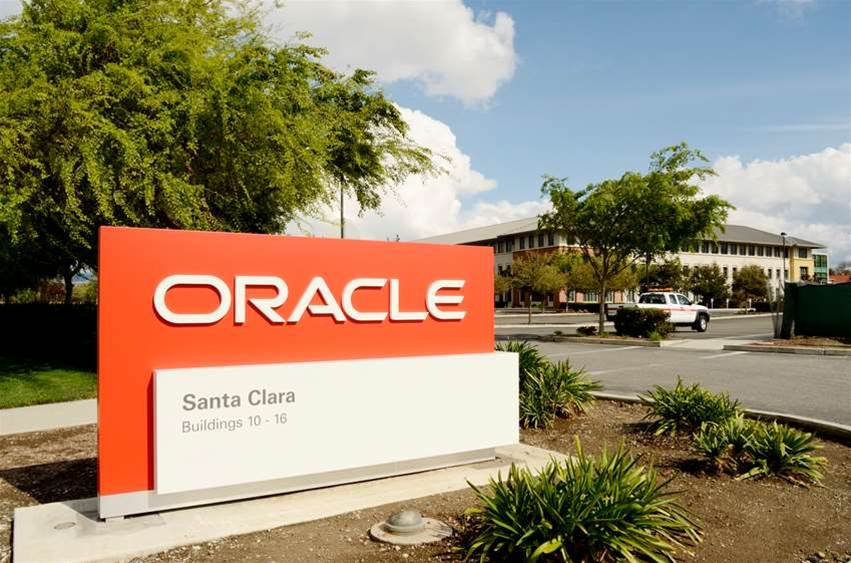 Oracle launches IoT cloud service