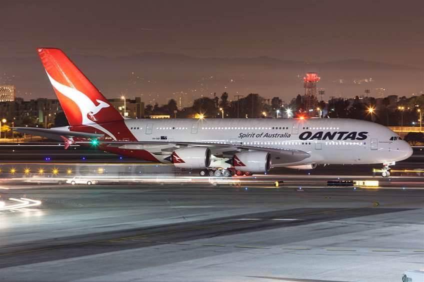 Qantas to use data-driven flight paths