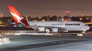 Qantas to use data-driven flight paths