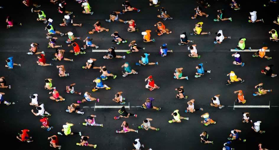 How IoT was used in the Sydney Marathon