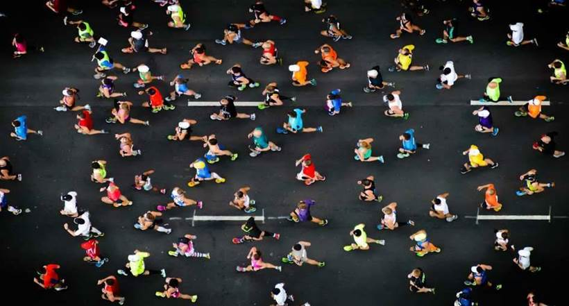 How IoT was used in the Sydney Marathon