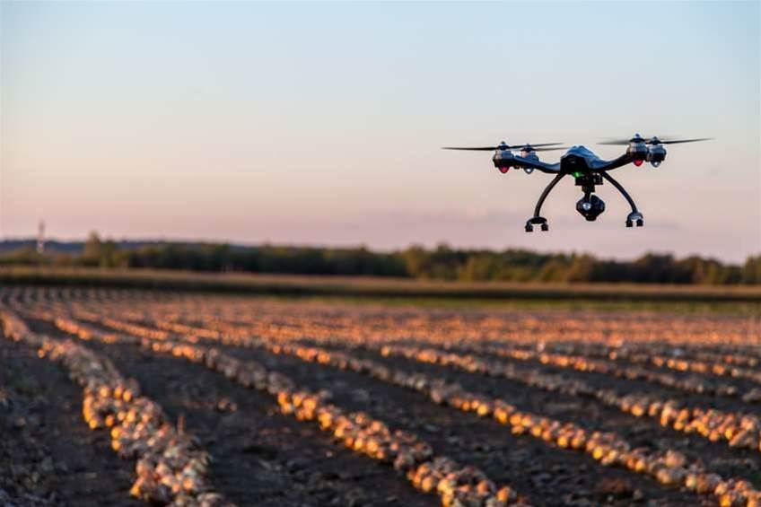 Drones can now provide mapping data