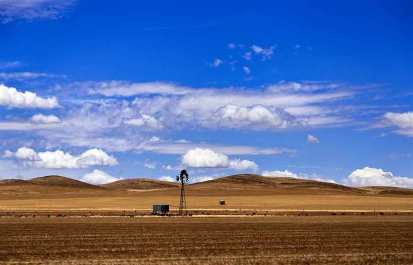 Is farmer isolation hindering innovation collaboration?