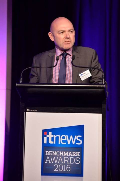 TasPol's Todd Crawford crowned State Govt CIO of the year