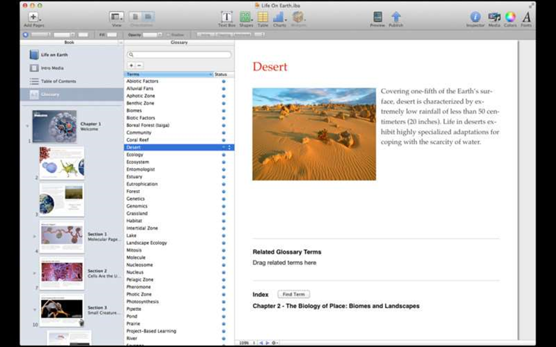 Create your own ebooks for free with Apple's iBooks Author