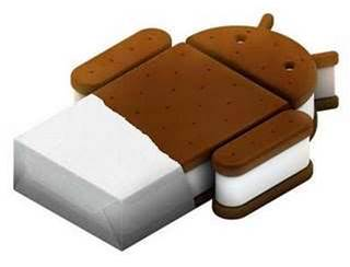 First Android Ice Cream Sandwich pics emerge