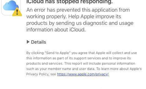 Apple iCloud in three-hour global outage