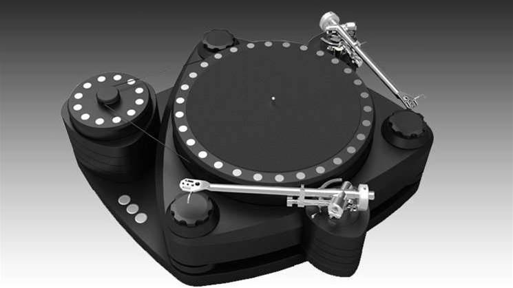Retro tech: Acoustic Signature Ascona turntable