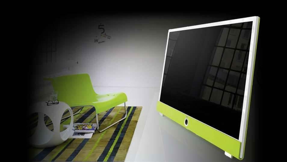 Loewe releases folding TV