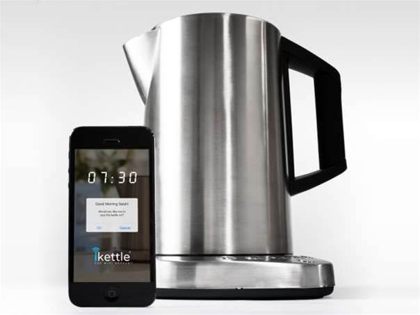 is the iKettle Wi-Fi kettle taking iThings too iFar?