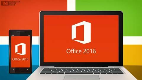 Office 2016 arrives!