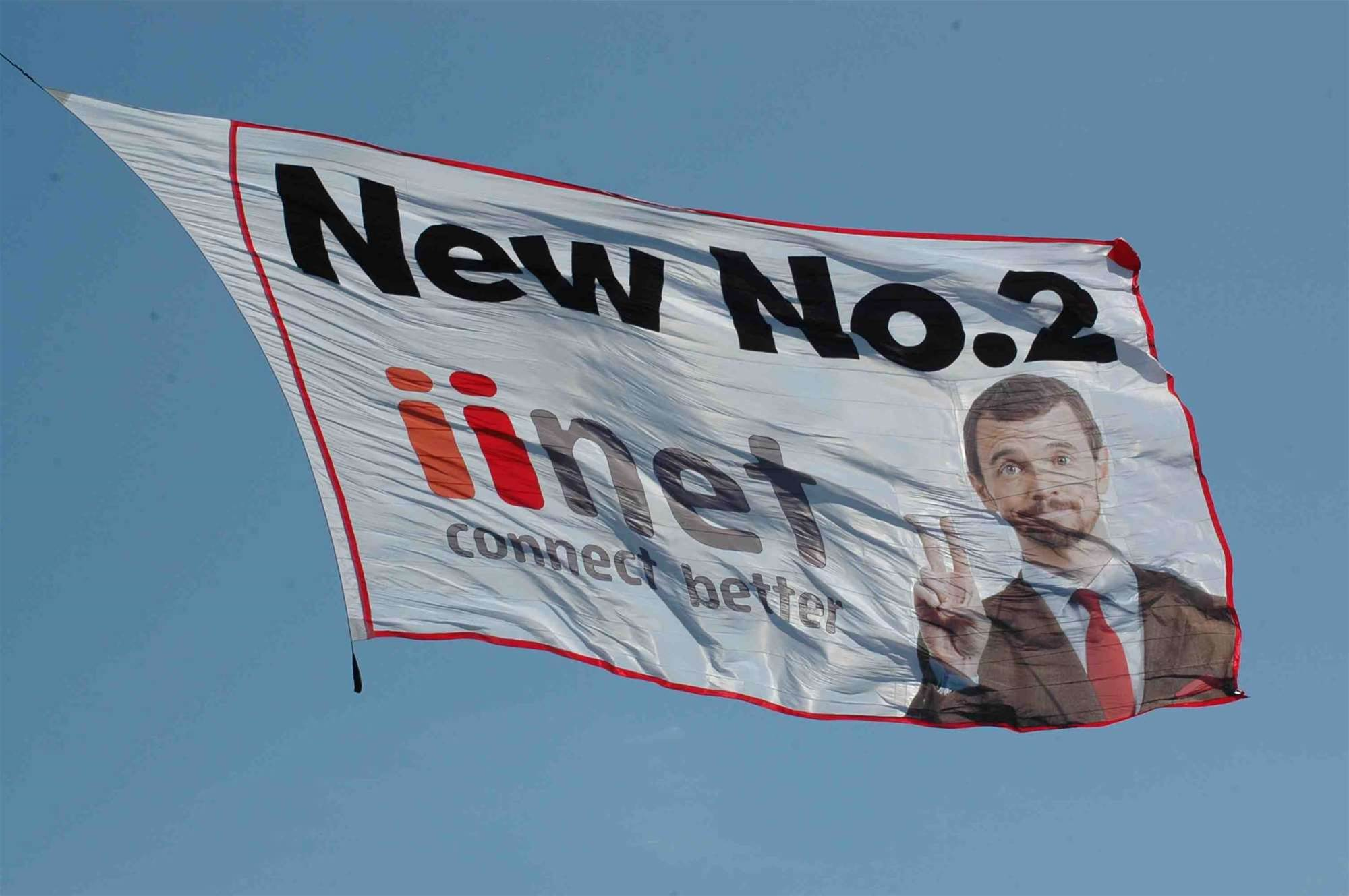 iiNet edges closer to overtaking Optus