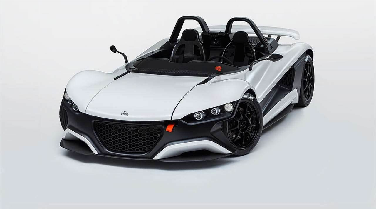 Vuhl 05 Lightweight Sports Car Goes on Sale