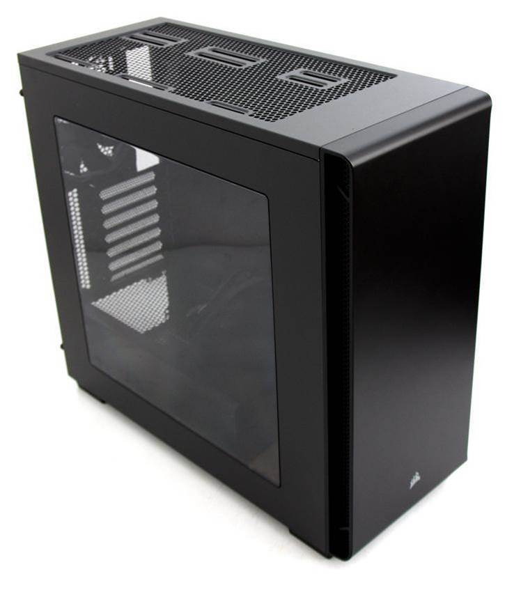 One Minute Review: Corsair Carbide 270R