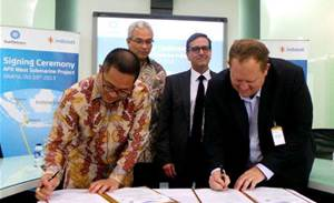 SubPartners tackles Indonesian permits for APX-West cable