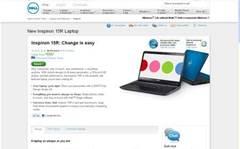 Dell's Inspiron Sandy Bridge laptops push into budget territory