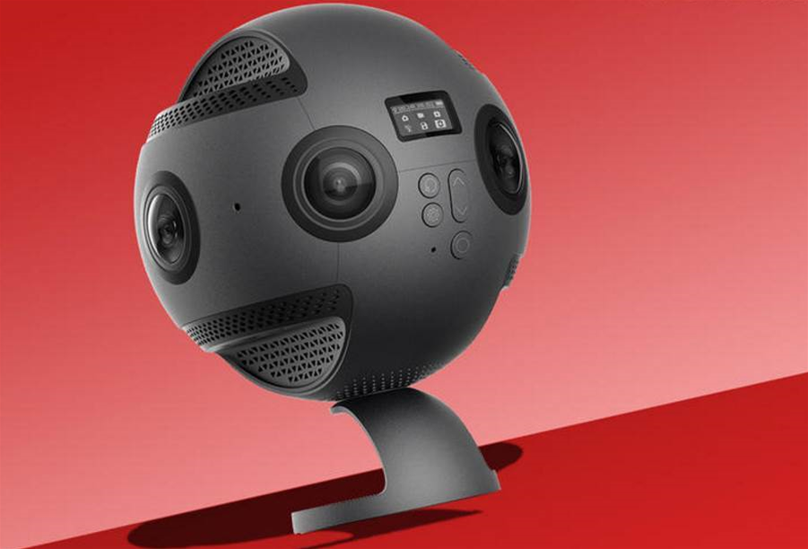 Insta360 Pro is an 8K camera that won't bodge your panorama