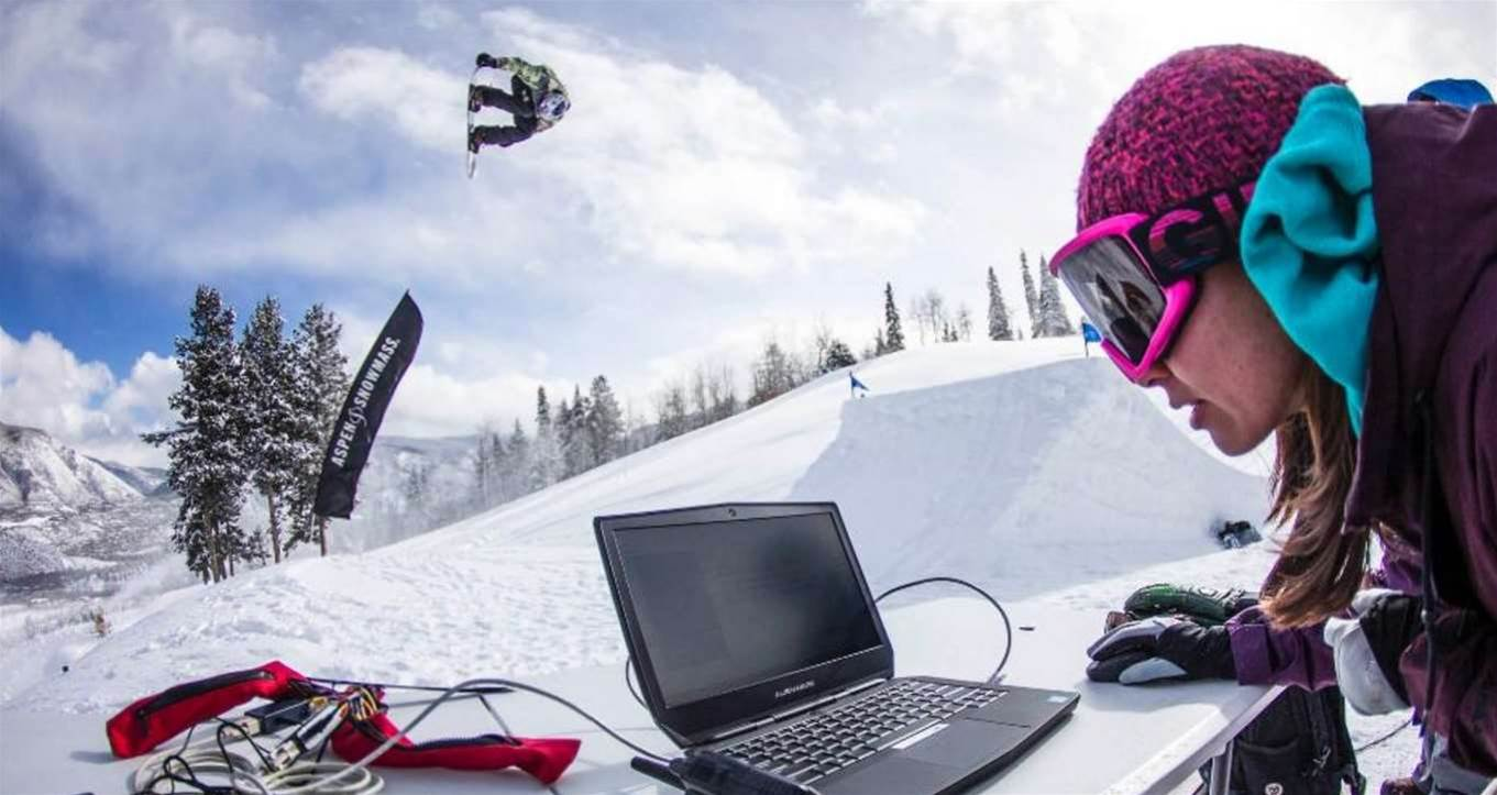 Intel brings IoT to snowboards, shoes and sunnies